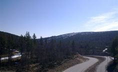 Kaunispää and Iisakkipää | Saariselkä, Little bit of snow left in Saariselkä. Photo is taken on 30 May. #saariselka #astueramaahan #stepintothwilderness