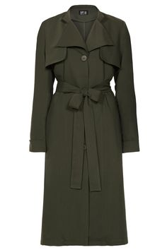 Willette Duster Trench Coat Image