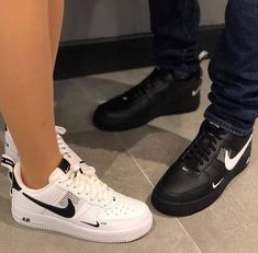 on - shoes - Zapatos Matching Shoes For Couples, Nike Shoes Air Force, Aesthetic Shoes, Cute Sneakers, Hype Shoes, Fresh Shoes, Sneaker Boots, New Shoes, Sneakers Fashion