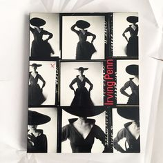 One of my passions is collecting books, and this beautiful signed Irving Penn first edition arrived recently. I love the cover- there's something so interesting and graphic about contact sheets, with their variations of poses and scribbled notes. This one features Jean Patchett from 1949 for a Christmas American Vogue. #photography #blackandwhite #fashionphotography #style #irvingpenn #vogue #book #collection #passion #treasure