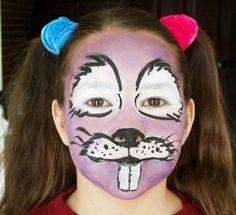 Maquillage de lapin