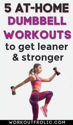 Workout To Lose Weight Fast, Weight Loss Workout Plan, How To Lose Weight Fast, Basic Workout, Workout Guide, Post Workout, Dumbbell Workout At Home, Functional Workouts, Hiit Program