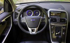Inside Edward's Car.