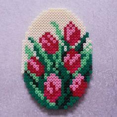 Easter egg hama perler beads by ladykragh
