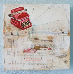 I am a Writer by Michele Maule http://www.flickr.com/photos/michelemaule/with/3654933343/  http://www.how2drawacupofcoffee.blogspot.com/