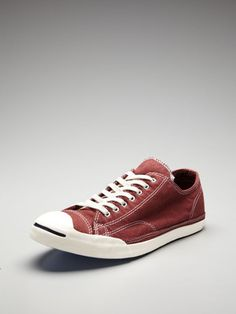 like the faded deep color - Jack Purcell's - classic