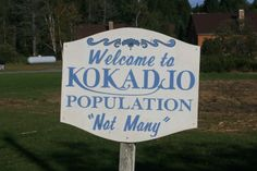 Kokadjo, Maine