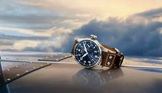 Watches By SJX: SIHH 2016: An Overview of the new IWC Pilot's Watc...