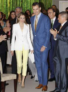 Doña Letizia, Máxima de Holanda y Matilde de Bélgica ya conocen la apretada agenda de una Reina - Foto 5