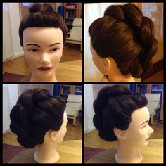 Bridal or gala updo #splitbraid braided wedding hair by Kim Ikonen Jennings www.kimikonen.com