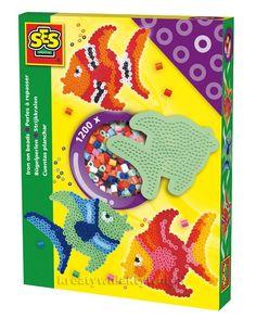 KORALIKI DO PRASOWANIA kreatywne prasowanki - zabawki kreatywne dla dziewczynek