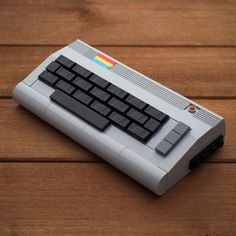 Legosaurus — Lego Commodore 64 Created by Chris McVeigh ||...