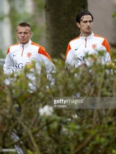 ,(L-R) Jordy Clasie of Holland, Daryl Janmaat of Holland during... #hoenderloo: ,(L-R) Jordy Clasie of Holland, Daryl Janmaat… #hoenderloo
