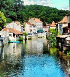 Brantôme ~ Perigord ~ Dordogne ~ France