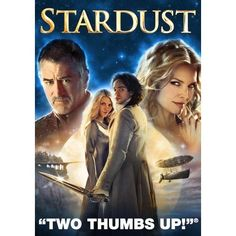 Amazon.com: Stardust (Widescreen Edition): Michelle Pfeiffer, Robert De Niro, Claire Danes: Movies & TV  it's a book too:)