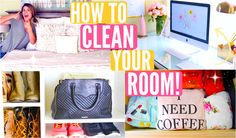 How To Clean Your Room! Cambria Joy