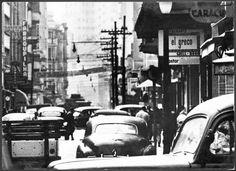 Fotografia de Wesley Duke Lee (1931 - 2010) mostra a cidade de São Paulo. Nascido na capital paulista, o artista foi um dos fundadores do Grupo Rex, ...