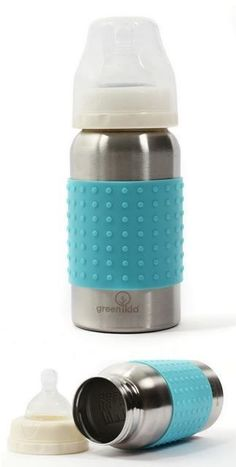 Green Kid Stainless Steel Bottle 270ml
