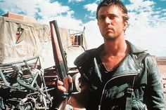 Mel Gibson (in Mad Max)