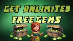 Get unlimited free gems now!