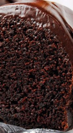 The Best Chocolate Bundt Cake Ever. …