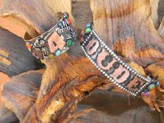 Custom order cuff and halter plate