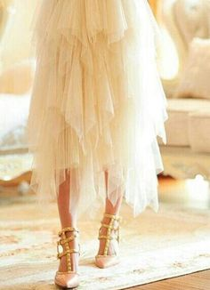 Tulle ...