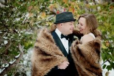 A snowy Slovenian Canadian Association Hall Edmonton Wedding featuring art deco details, pictures at the Alberta Legislature and a party with a live band Wedding Venues, Winter Hats, Building, Pictures, Wedding Places, Photos, Buildings, Construction, Resim