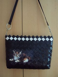 Candy Wrapper Purse, Candy Wrappers, Candy Bags, Clutch Bag, Tote Bag, Recycled Materials, Origami, Upcycle, Diy Crafts