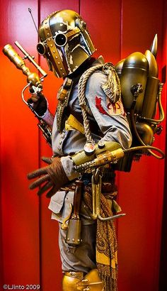 DragonCon Star Wars Steampunk-9 by LJinto, via Flickr