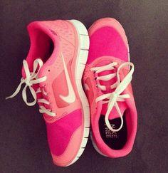 Nike running #lovetheseshoes!