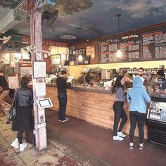 Visit one of our Philz Coffee San Francisco locations. San Francisco Coffee, Philz Coffee, Coffee Shop Design, Places To Eat, North America, Times Square, Coffee Shops, Cali, Travel