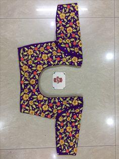 Wedding Saree Blouse Designs, Best Blouse Designs, Half Saree Designs, Hand Work Blouse Design, Stylish Blouse Design, Hand Work Embroidery, Embroidery Designs, Blouse Desings, Zardosi Work