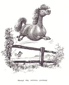 Thelwell Ponies