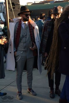 05614bb5359 So the Pitti Imagine Uomo 89 took place between the of January.The Pitti  Uomo in Florence is kind of the most important fashion week for menswear.