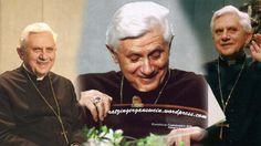 Joseph Ratzinger... simplemente - Semplicente... Santo Padre!!!