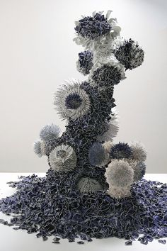 'Large_peony_and_peeping_Tom', Zemer Peled. http://zemerpeled.com/work/#/large-peony-and-peeping-tom-1/