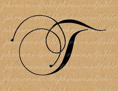 Lettera T Cuore 290 Digital Download Alfabeto iniziale Nome Glyph carattere font Tipografia clipart on Etsy, €1,54