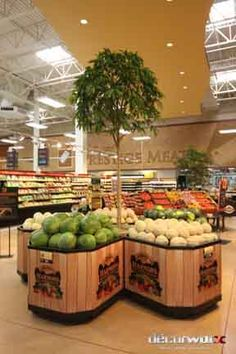 A Green Idea- Research indicates that plants within and on the exterior of your store creates a positive psychological effect on your shoppers. #Decorworx