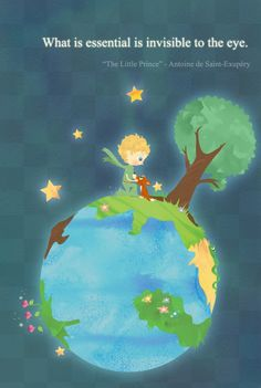 The Little Prince..my favorite book of all time.!!! Le Petit Prince by mairimart