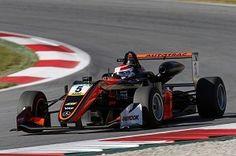 Pedro Piquet FIA Euro F3 2017