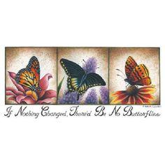 Butterfly Change T SHIRT, Sweatshirt, Quilt Fabric Block  Item no. 577b by AlwaysInStitchesCo on Etsy