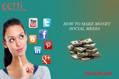 How to Make Money With Social Media  Registration free..visit http://eetti.com