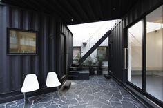 //商空 //貨櫃 CC4441 / Tomokazu Hayakawa Architects