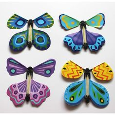 The Flying Butterfly ... are Finaly BACK <3  !! Check it out Now http://www.gadgetsflow.com/products/fly-butterfly-magic-tricks-props-funny-novelty-surprise-prank-joke-mystical-fun-classic-toys?utm_campaign=social_autopilot&utm_source=pin&utm_medium=pin  #Gadget #Technologie #Hi-tech  #Gadgetflow #Geek