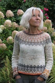 Tinta pattern by Heidemarie Kaiser – knitting sweaters diy Fair Isle Knitting Patterns, Loom Knitting Projects, Knitting Blogs, Knit Patterns, Free Knitting, Beginner Knitting, Sock Knitting, Knitting Tutorials, Vintage Knitting