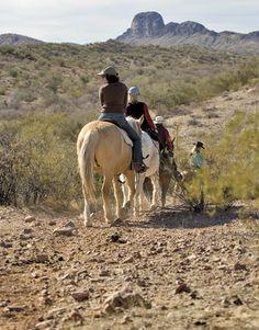 Jackie & John Middagh #Horseback Riding #ElPaso