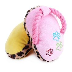 2017 Free Shipping New Type Cute Interesting Slippers Toy for Pet Dog Puppy Chew Toy  #Affiliate