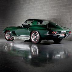 "Corvette ""Sting Ray"" 1967"