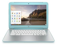 HP Chromebook 14 - New Version (Ocean Turquoise)